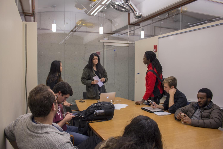 UC Executive Meeting
