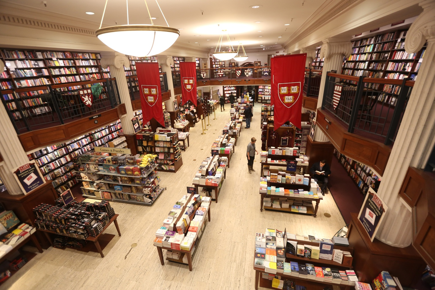The Harvard Coop's flagship store at 1400 Massachusetts Ave. will be closed for renovations through at least April.