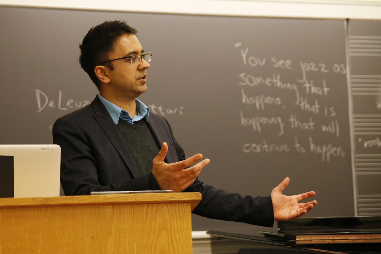 Professor Vijay Iyer