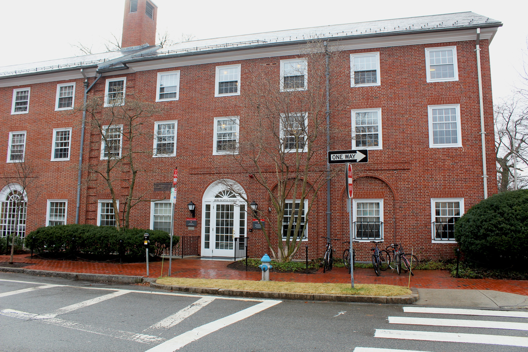 The Harvard College Office of Admissions and Financial Aid is at 86 Brattle St.