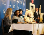 Octavia Spencer at Press Conference