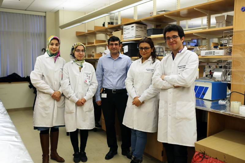 Ali Khademhosseini's Lab