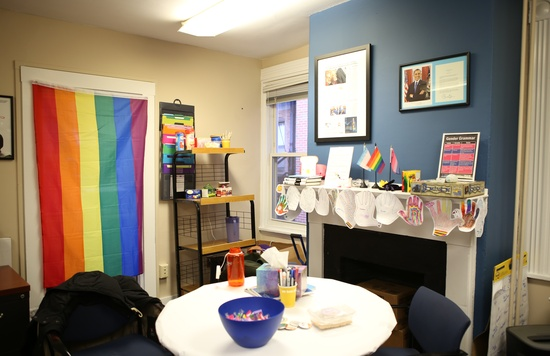 The Office of BGLTQ Student Life