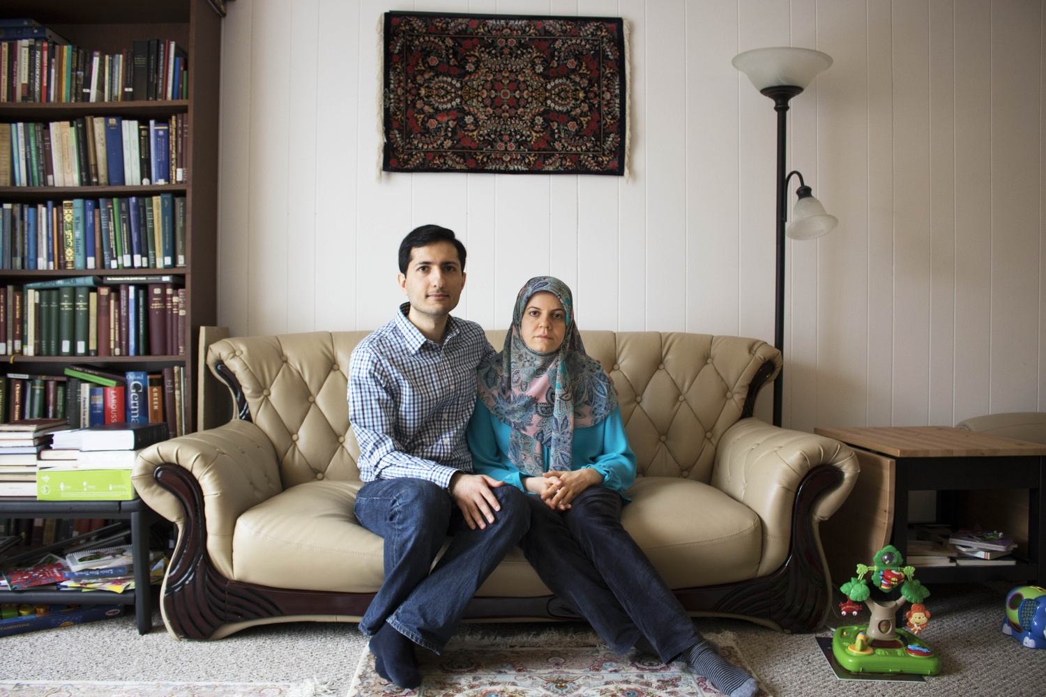 Mohsen Goudarzi and Narges Afshordi