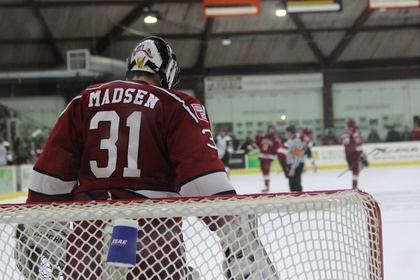 Madsen at Messa