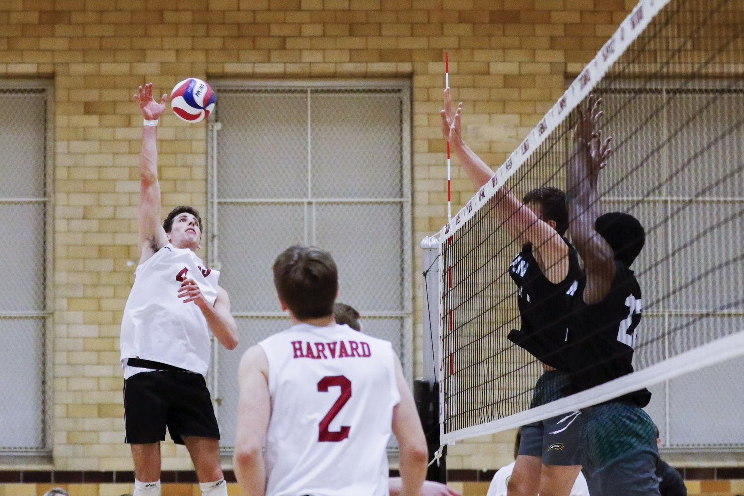 Men's Volleyball Splits Weekend Series | Sports | The ...