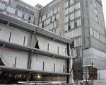 Smith Campus Center Construction