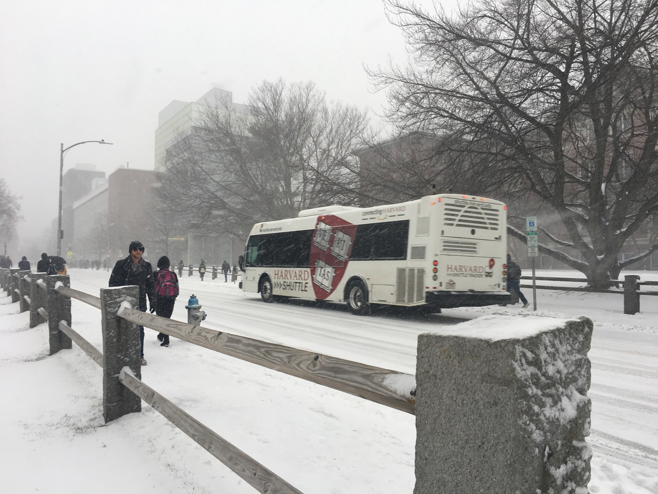 Hustling down Oxford Street on a brutal weekday morning, the Harvard Shuttle is a dependable ally in the battle against snow, 9am classes and Uber surge pricing.