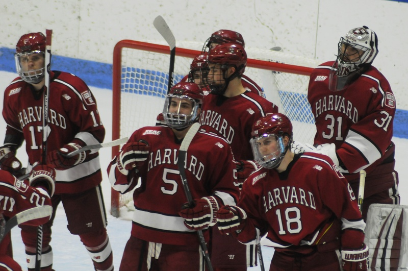 ECAC: Harvard Claims Ivy League Title With 4-2 Win At Yale