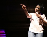 Leslie Jones at Harvard
