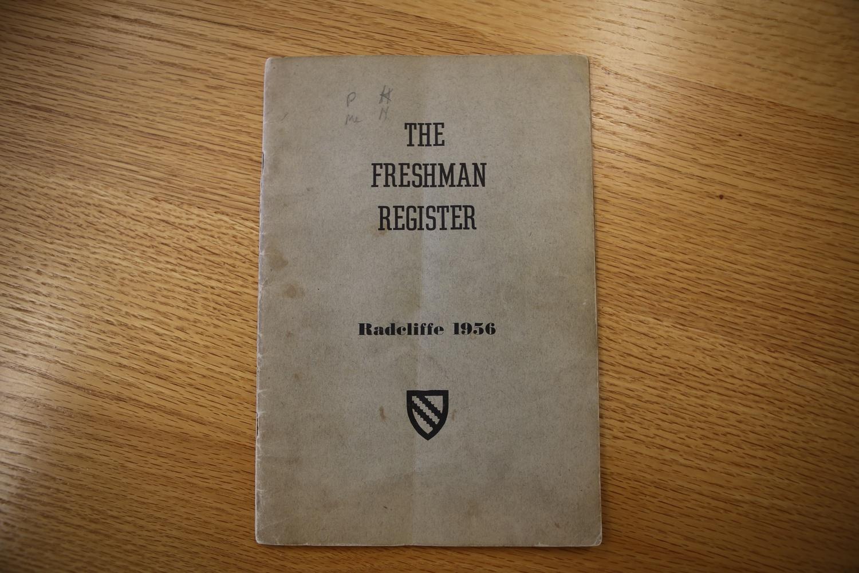Freshman Register