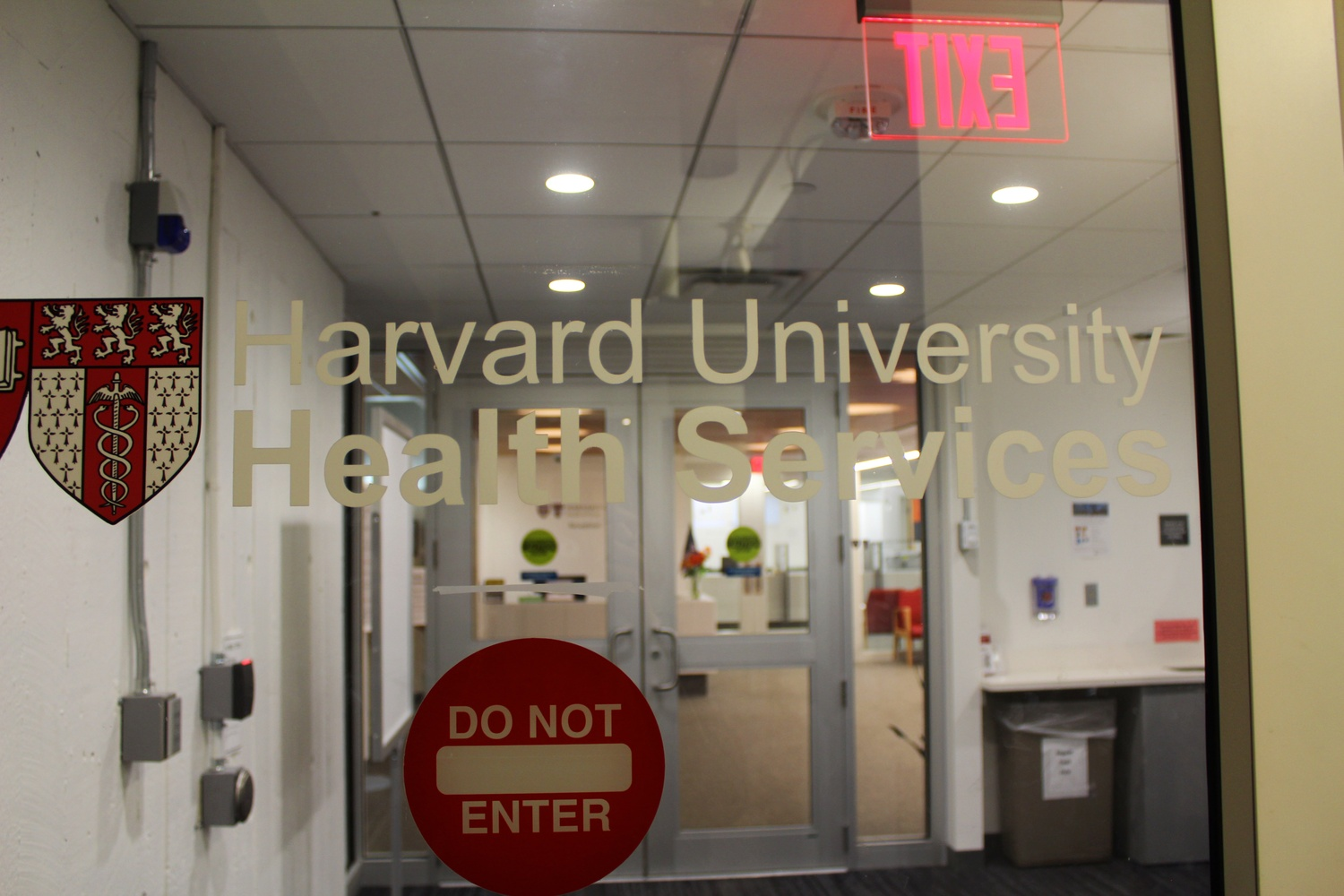 Harvard University Health Services.