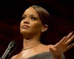 Rihanna At Harvard