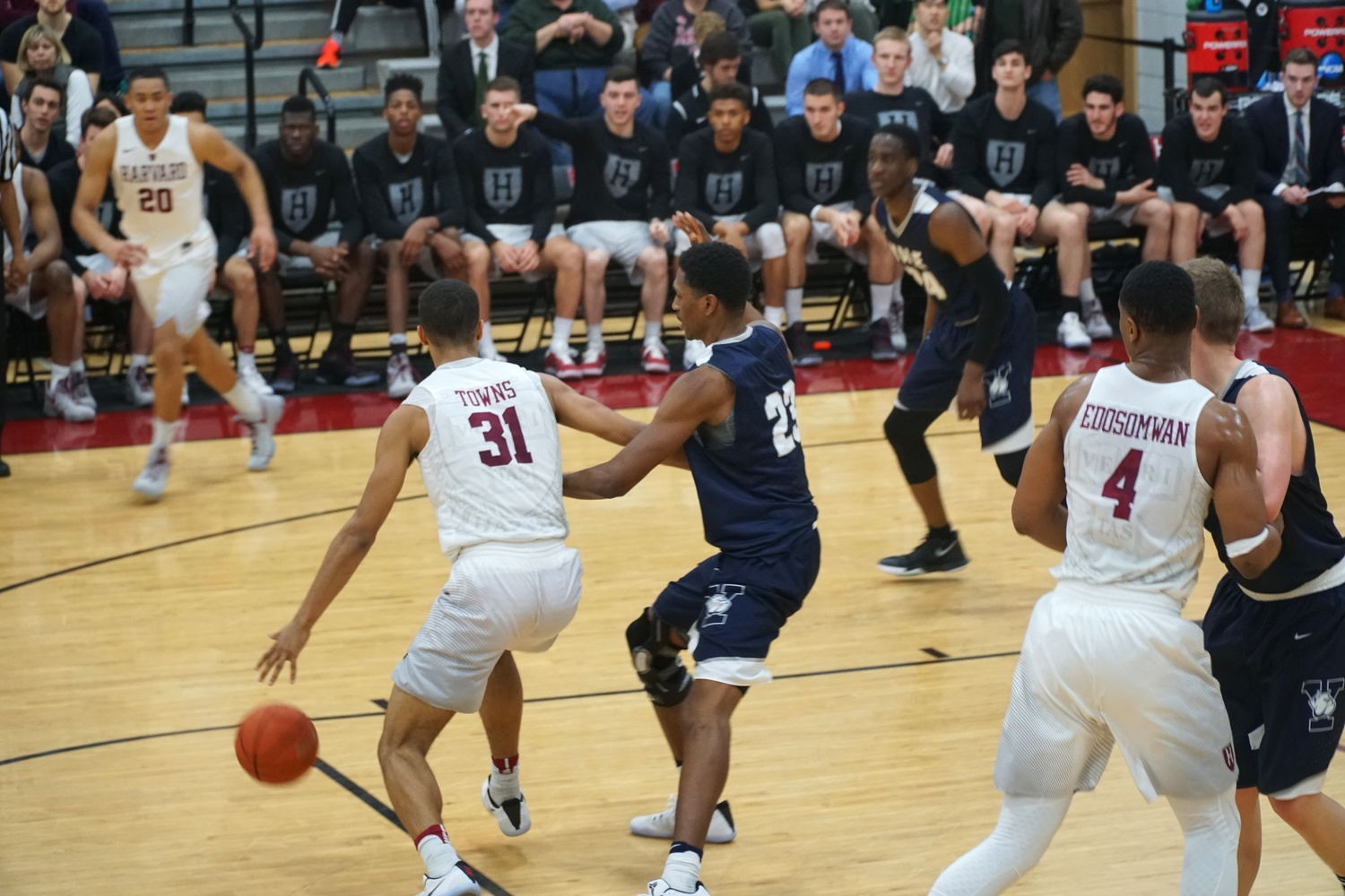 After losing a heartbreaker to Tigers at home the last time around, the Crimson is looking to avenge the loss Friday night on the road. A sweep of the weekend would keep Harvard's hopes of a first place finish in conference alive, while Penn takes on the Crimson looking to keep its season alive.
