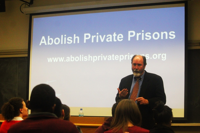 Abolish Private Prisons