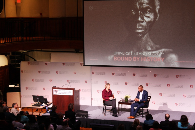 A Conversation on Universities and Slavery