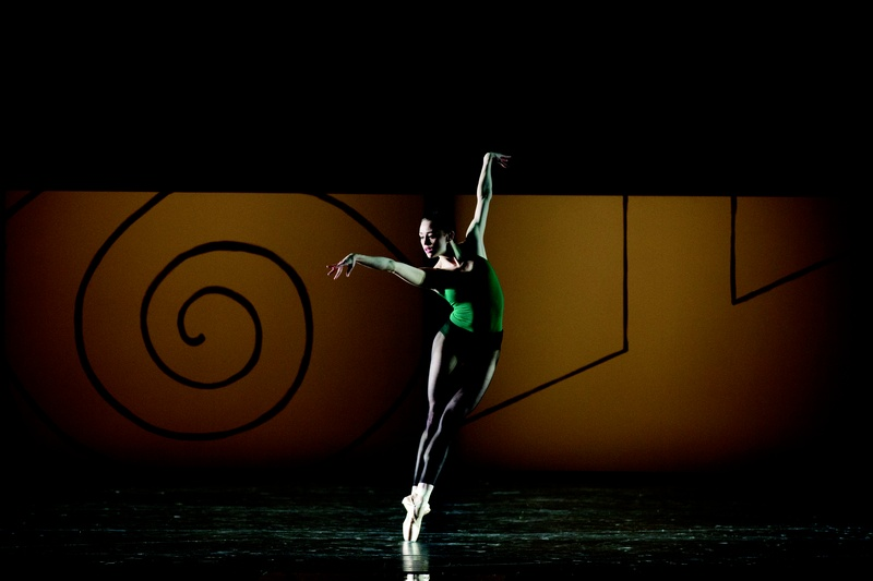 Boston Ballet's 'Artifact'