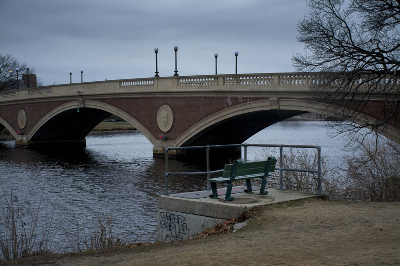 Weeks Bridge Bench