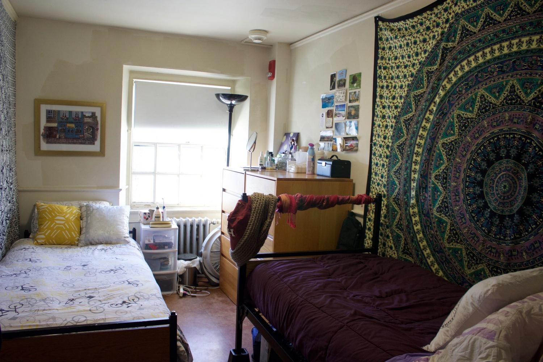 Sophomore Bedroom Eliot