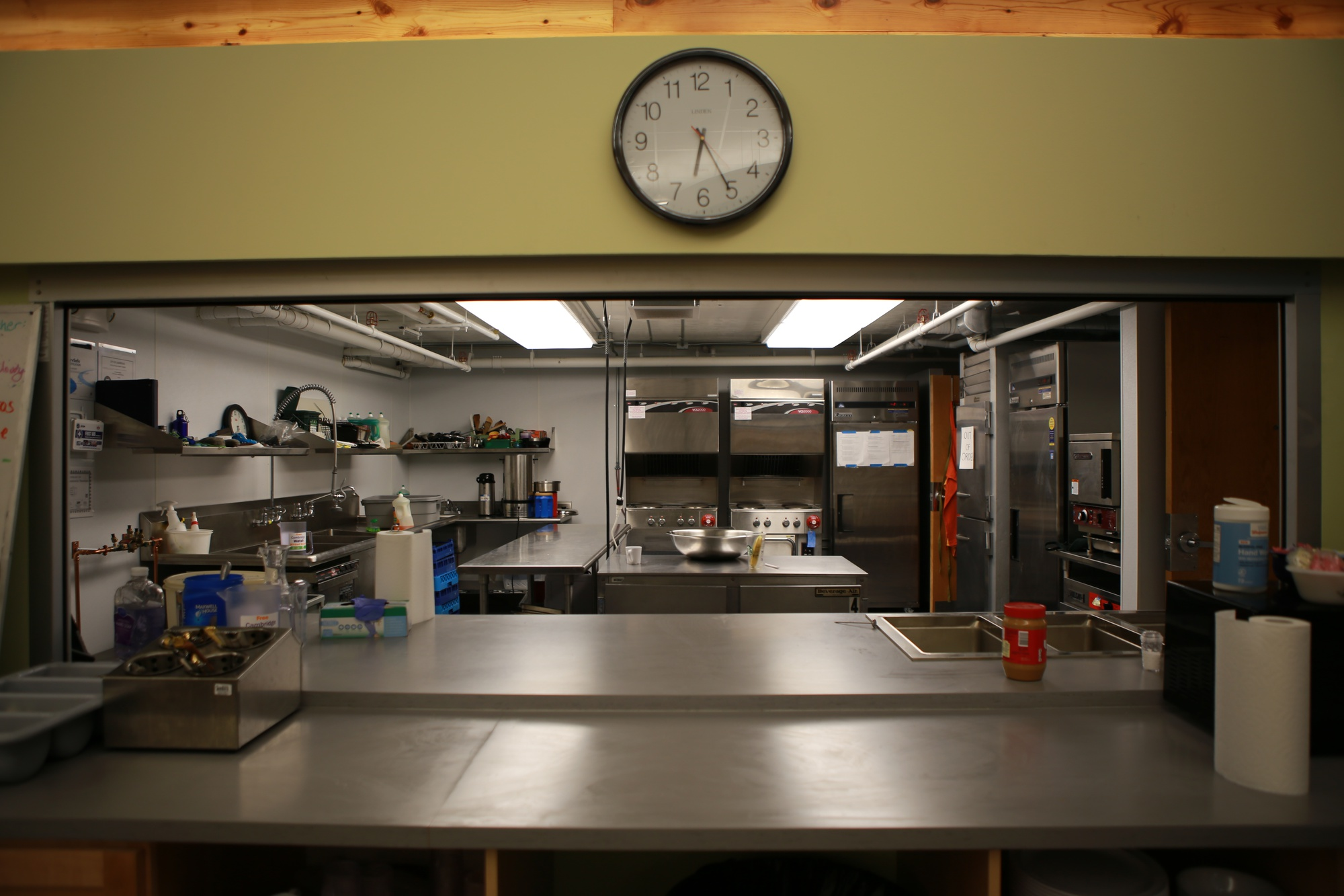 The nation's first student-run youth homeless shelter, Y2Y's newest initiative is keeping its doors open year-round.