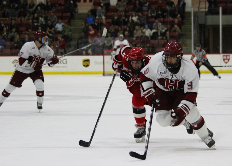 ECAC: No. 2 Harvard To Host Yale In Conference Quarterfinals