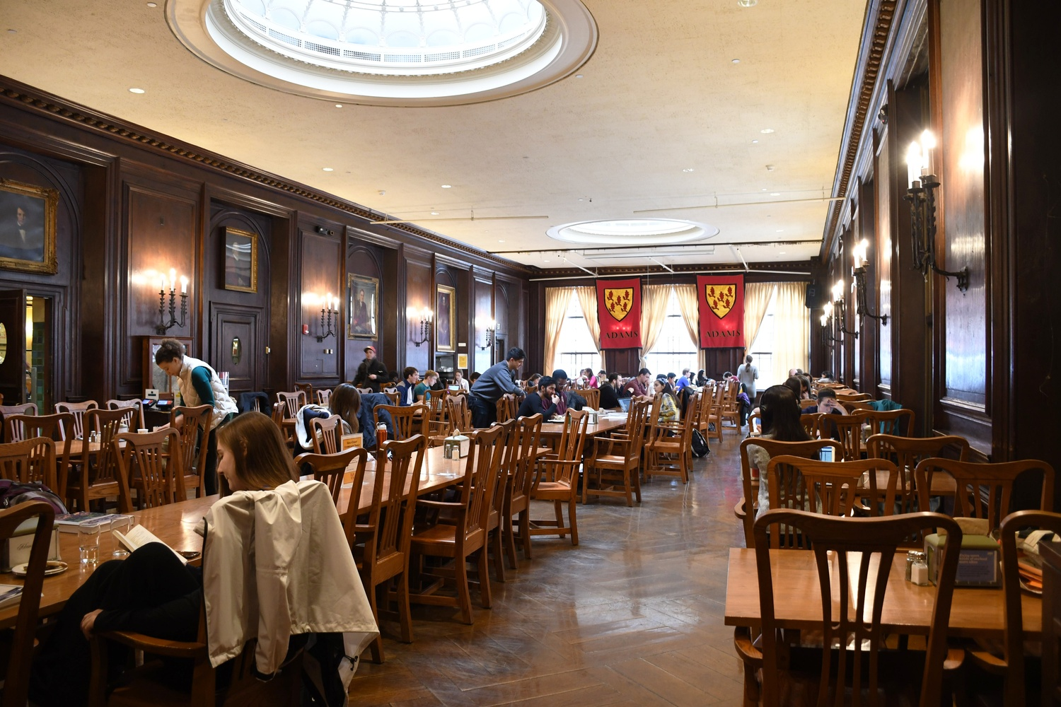 Adams Dining Hall 2017