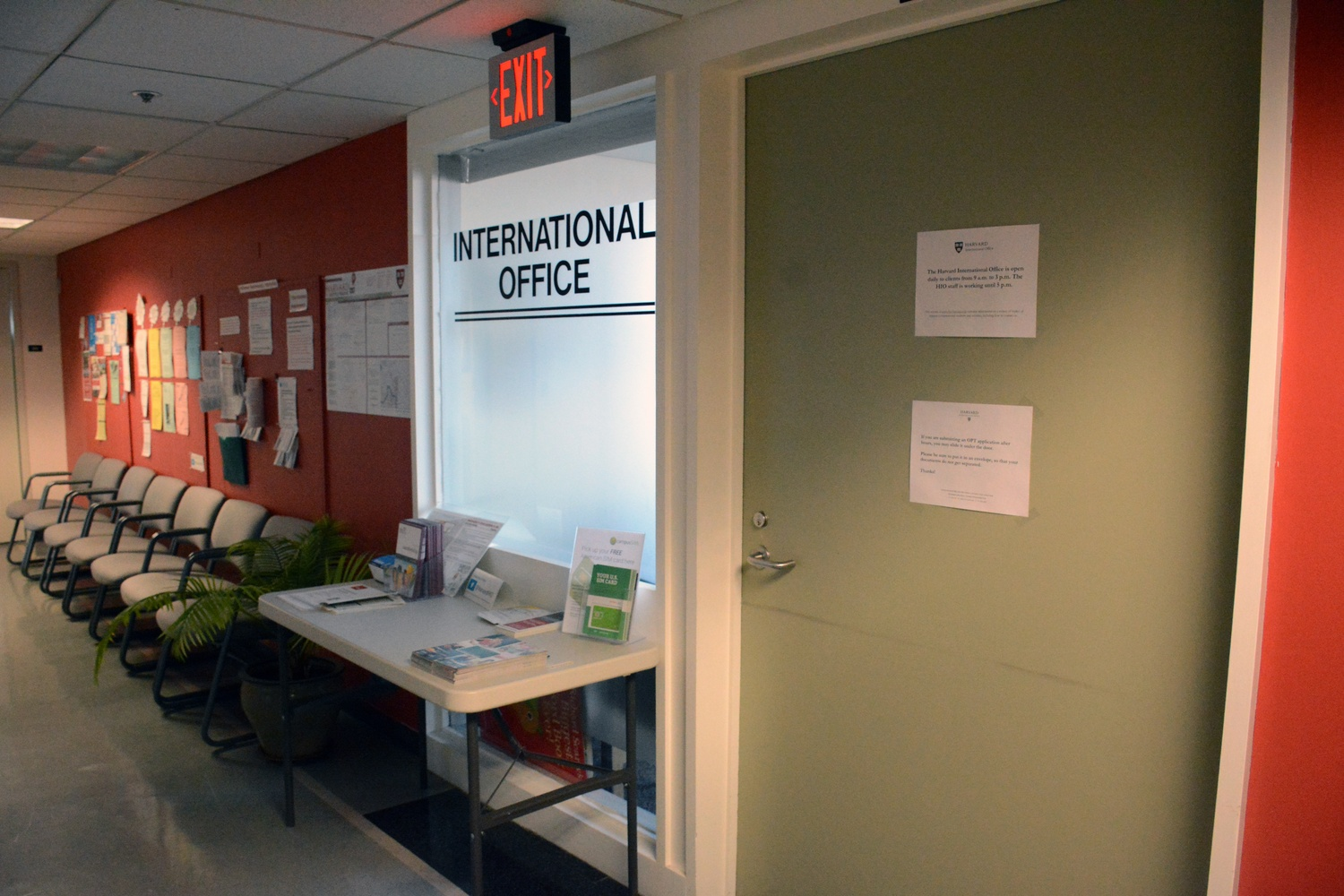 Harvard International Office