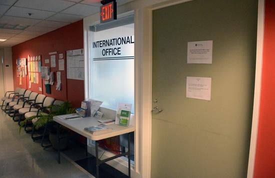 Harvard International Office