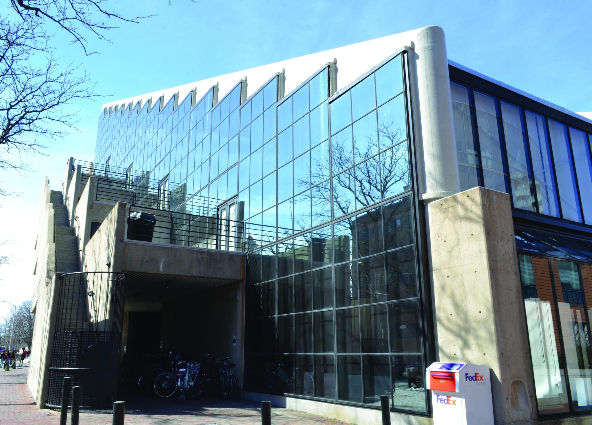 Harvard's Graduate School of Design