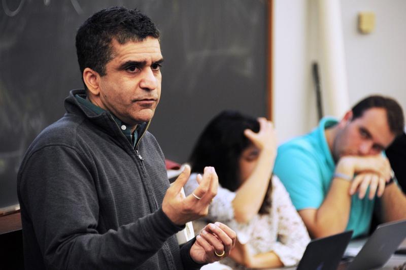 Khurana at the UC Meeting