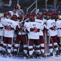 To the Frozen Four