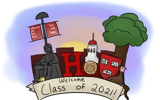 Welcome Class of 2021