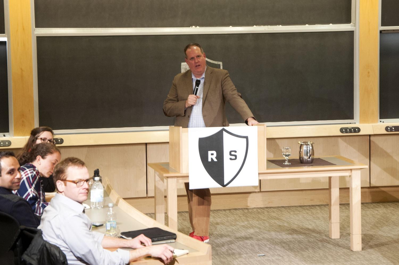 Professor Timothy P. McCarthy
