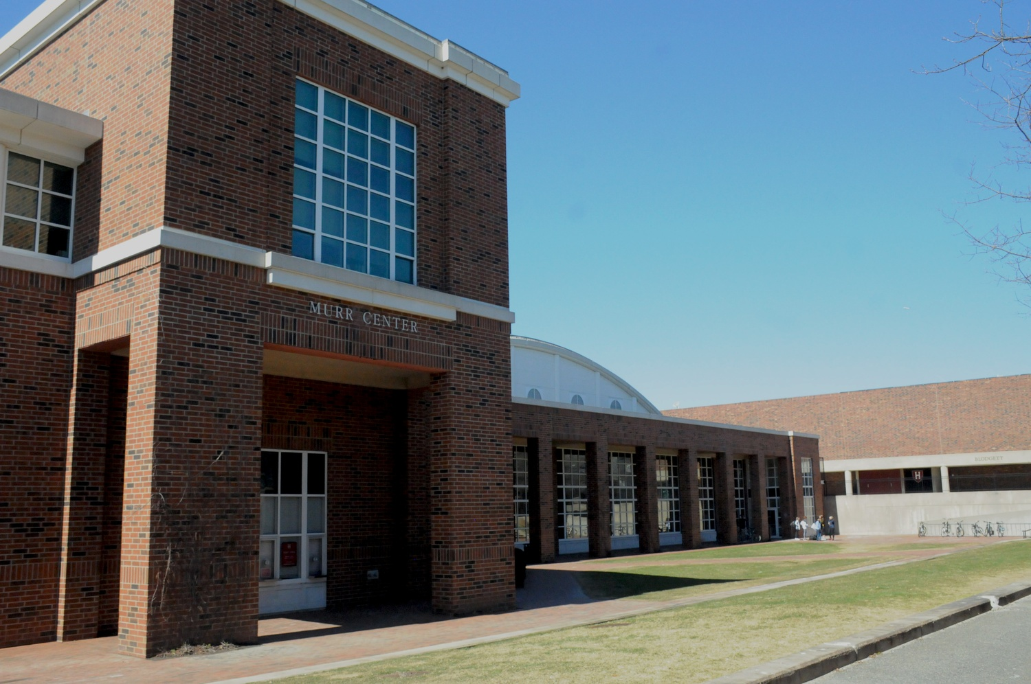 The Murr Center houses a number of Athletics Department administrative offices.