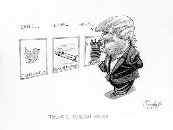 Trump's Foreign Policy