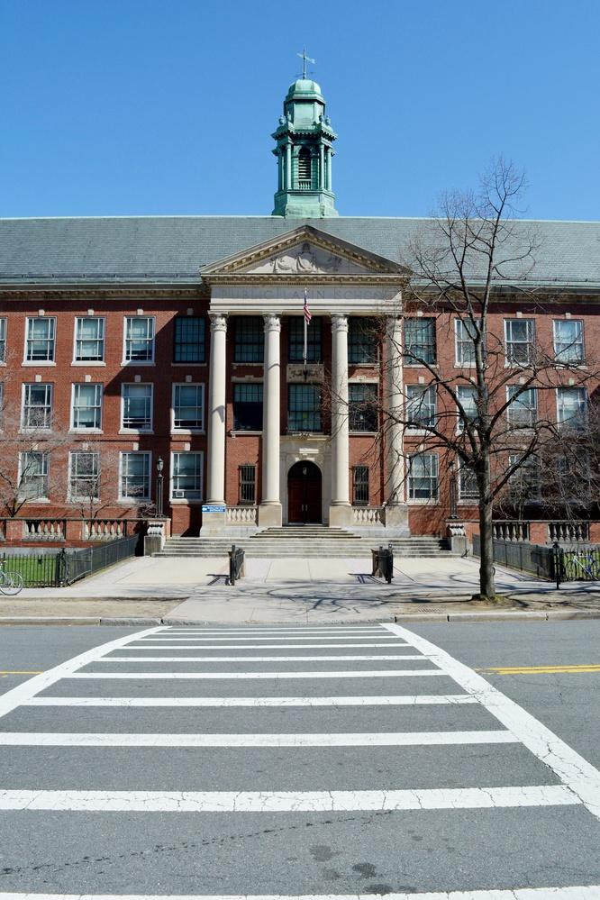 Boston Latin School is located near Harvard Medical School.