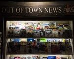 Out of Town News at Night