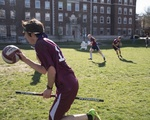 Quidditch on the Quad