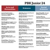 PBK Recipients