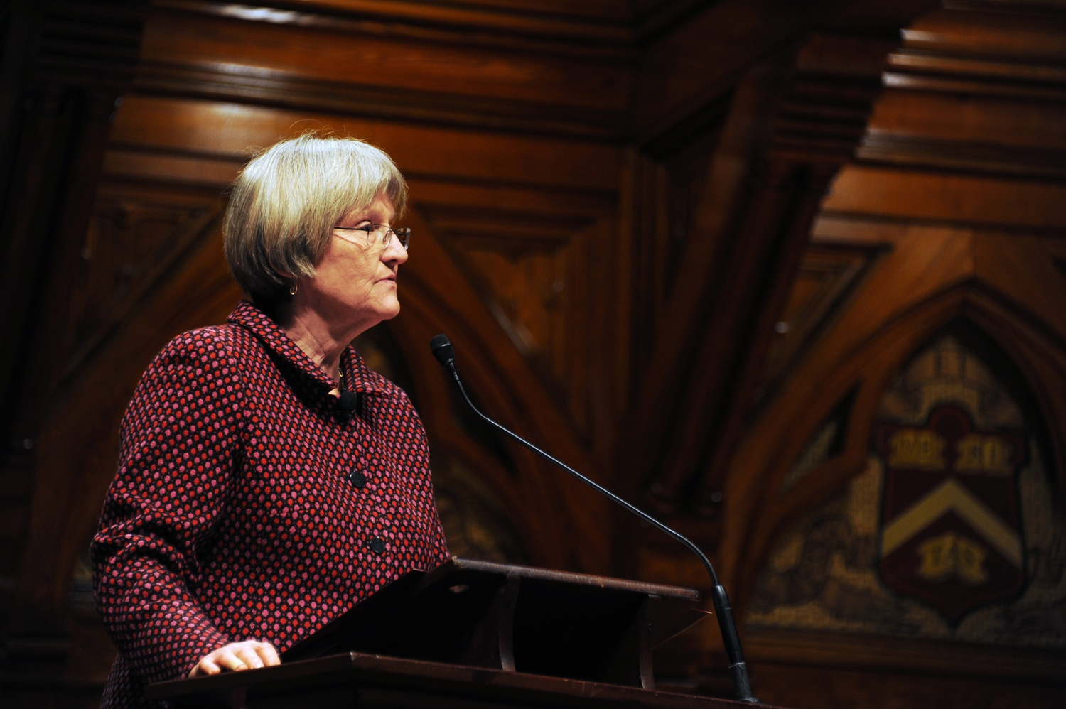 University President Drew G. Faust announced Wednesday that she will step down at the end of the 2017-18 academic year.