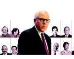 David Rubenstein Graphic