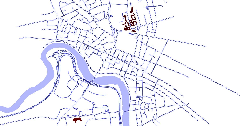 Allston Map