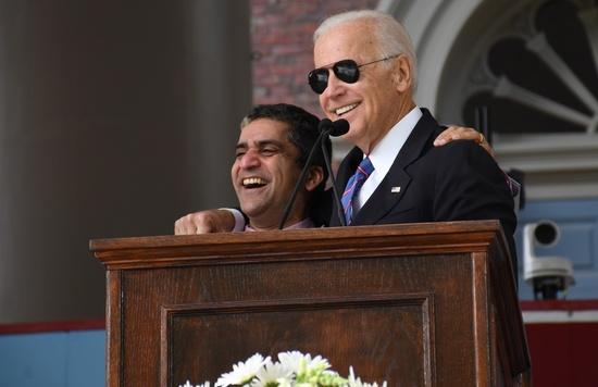 Biden and Khurana