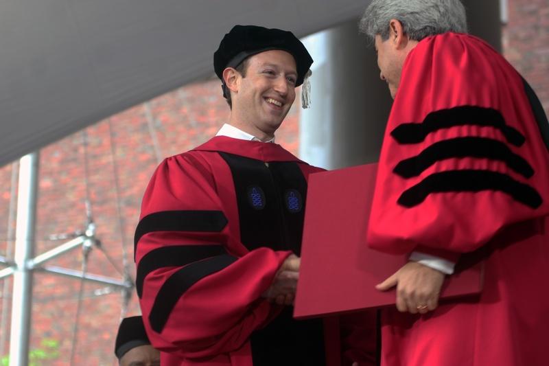 Mark E. Zuckerberg