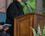 Faust at Commencement