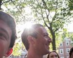 Mark Zuckerberg at Kirkland