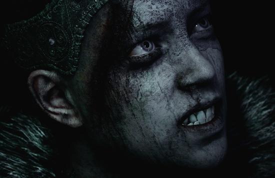 "Senua from ""Hellblade"""