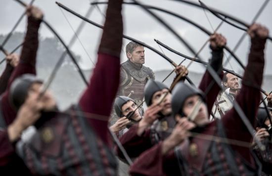 "Jaime Lannister in ""The Spoils of War"""