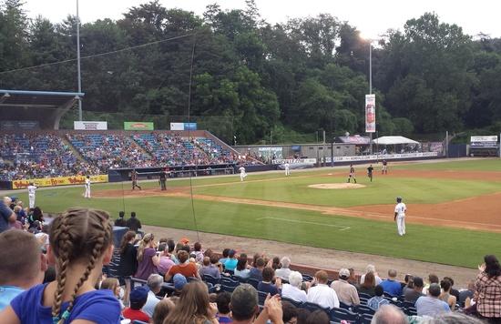 The Local Baseball Team