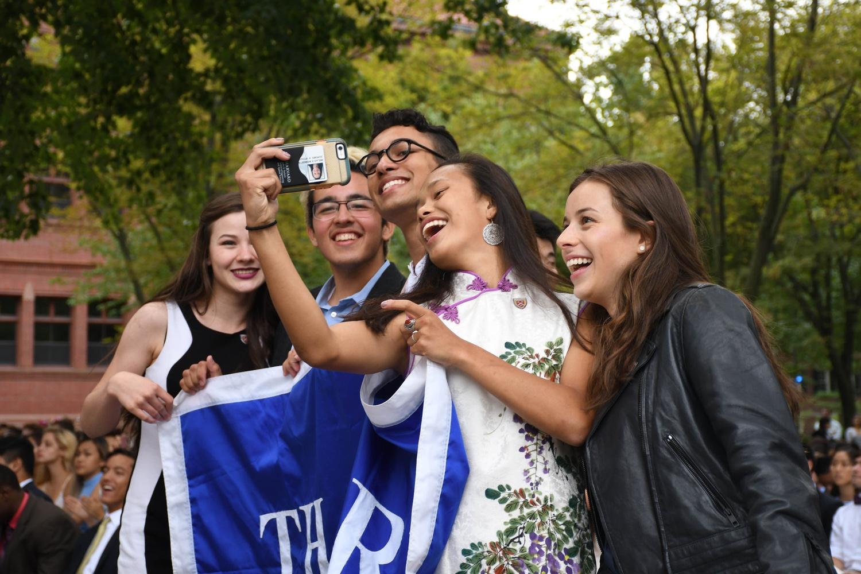 Thayer Selfie